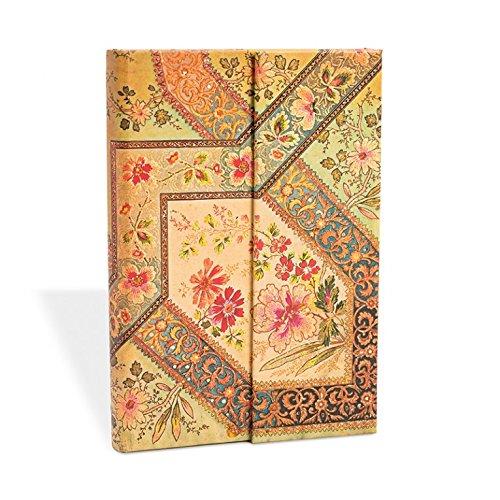 Libreta de direcciones Filigrana floral marfil (Smythe Sewn Address Books)