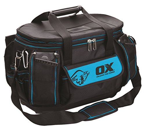 OX Pro Round Top Tool Bag - Top Tool