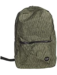 Globe Dux Deluxe Backpack army rain / vert Taille Uni
