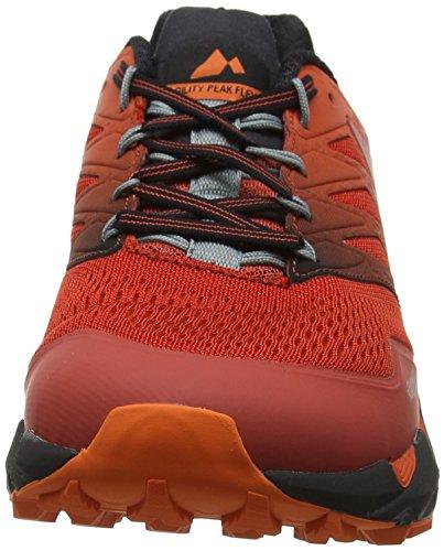 Flex Merrell arancione Trail Maglia Man Scarpe Agilità Piccante Seconda Orange Picco Da rrTEwH