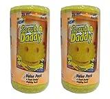 Scrub Daddy - Scratch Free - Pack of 8