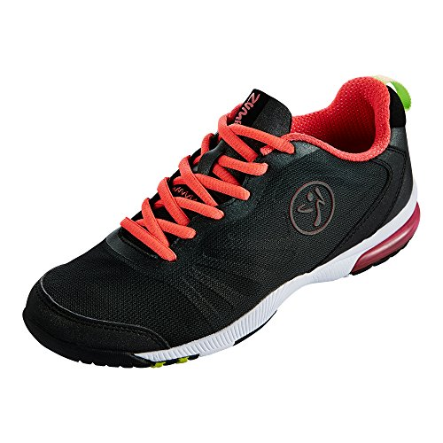 Zumba Footwear Zumba Impact Pulse, Chaussures de Fitness femme Pink (Black/Neopulse)