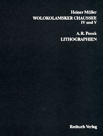 Wolokolamsker Chaussee IV und V / Lithographien
