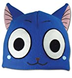 Great Eastern ge-32197 Fairy Tail Series: Happy Fleece Cap