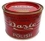 Dazlo® Floor & Furniture Wax Polish (400g) - Super Gloss Wax For Cement