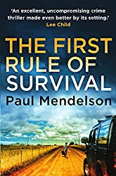 The First Rule Of Survival (Col Vaughn de Vries Book 1) (English Edition)