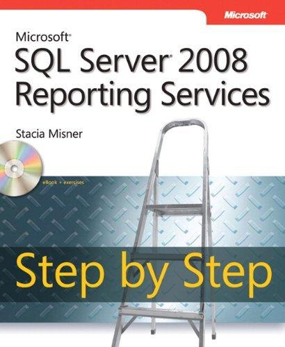 Descargar Libro (Microsoft SQL Server 2008 Reporting Services Step by Step) By Misner, Stacia (Author) Paperback on (03 , 2009) de Stacia Misner