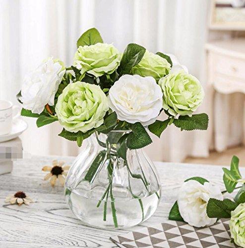 xphopoq-kunstliche-blumen-glas-vasen-rosen-blumenstrauss-kubelpflanzen-pflanzen-indoor-home-dekorati