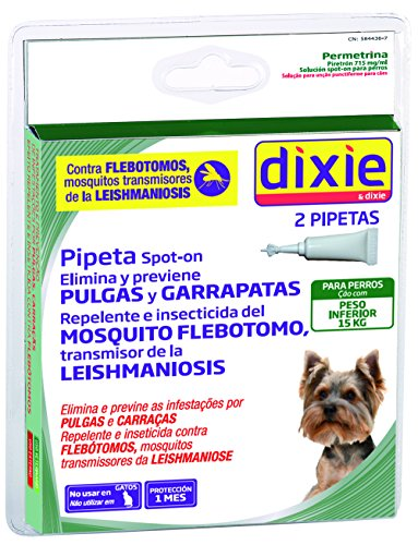 dixie-pipetas-permetrina-para-perro-inferior-a-15kg-leishmaniosis-2-pipetas-de-1ml