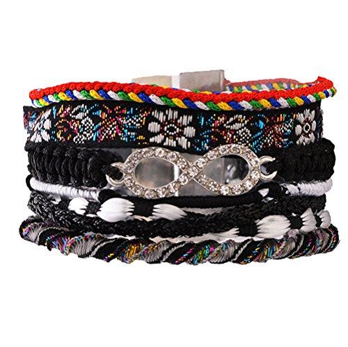 Morella Damen Armband im Ibiza Style Brasilien - Schmuck Brasilianischer