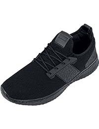 Urban Classics Advanced Light Runner Shoe Sneaker schwarz/schwarz