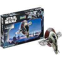 Revell Star Wars Boba Fett's Slave I, Kit modele, Escala 1:160 (03610)