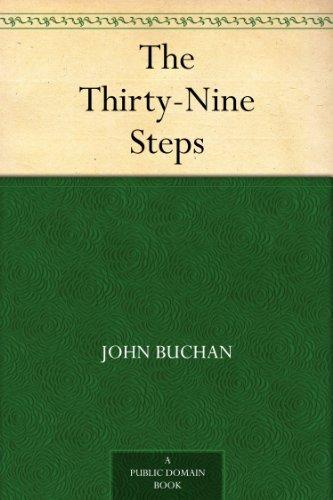 ebook: The Thirty-Nine Steps (B0082Z2904)
