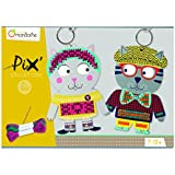 "Avenue Mandarine ""pix 'Sidonie y Maurice"" caja creativa, multicolor"