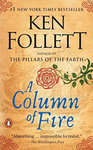 Buchseite und Rezensionen zu 'A Column of Fire: A Novel (Kingsbridge)' von Ken Follett