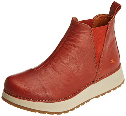 Art Damen Heathrow Kurzschaft Stiefel, Orange (Memphis Petalo), 40 EU