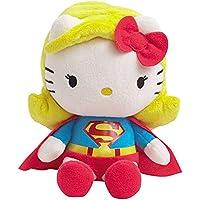 Jemini - 022788 - Peluche - Hello Kitty Super Héros - Superwoman 17 Cm