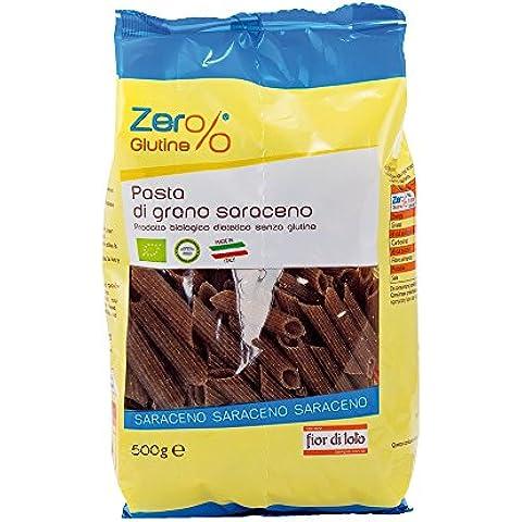 Zer% Glutine Penne di Grano Saraceno - 500 gr
