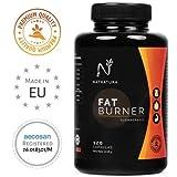 FAT BURNER Nº1. Potente quemagrasas natural alto rendimiento. Termogénico para...