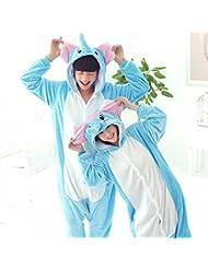 Pyjamas Adulte Unisexe - Costume Animal à Peluche en Peluche