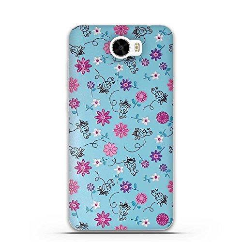 XMDSJKGC Hülle Handyhülle 3D gemalter Weicher TPU Telefon-Kasten für Huawei Ehre 5A Y5 II Y5 2 Fall-Silikon-Abdeckung für Huawei Y5 II Ehre 5A Fall-rückseitige Abdeckung, 4 (Mädchen 4 Iphone Tier-kästen Für)