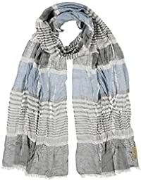 FRAAS Men's Striped Scarf One Size (Manufacturer's Size: os)