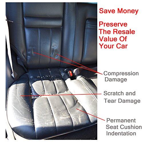 Just Pure Hut Baby Car Seat Protector Mat