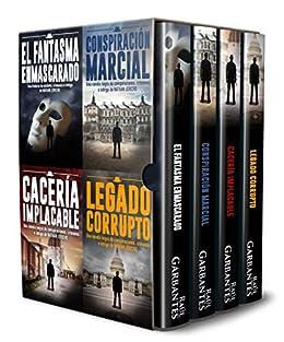 Las aventuras de Nathan Jericho detective privado: Novelas en español de conspiraciones, crímenes e