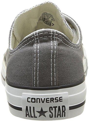 Converse Chuck Taylor All Star Bue Stagionale, Unisex-erwachsene Sneakers Grau (carbone Di Legna)