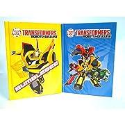 Il diario del tuo personaggio preferito oggi lo porti sempre con te : collezione Transformers diario 12 mesi Copertina imbottita stampata a colori lucida intenro bianco a quadretti Dimensione : 15 x 20 cm Colore : blu o giallo invieremo quell...