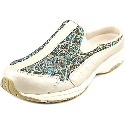 easy-spirit-traveltime-women-us-10-green-walking-shoe