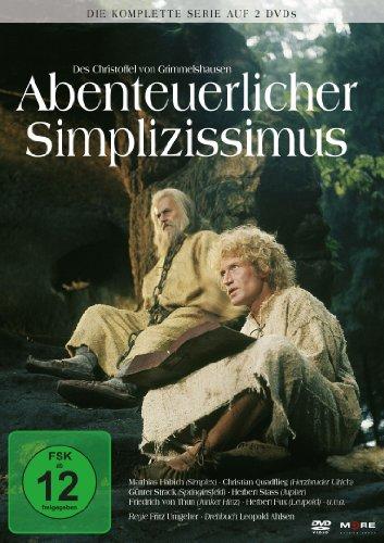Bild von Des Christoffel von Grimmelshausen abenteuerlicher Simplizissimus [2 DVDs]