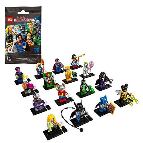 LEGO Minifigures - Dc Super Heroes Series