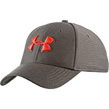Under Armour Men s Heathered Blitzing 3.0 Gorra baa9a1f60bf