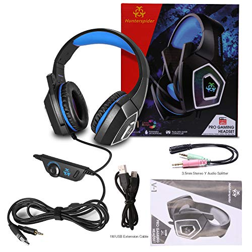 Tenswall PS4 cuffie gaming d317060b5b4f