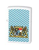 Zippo Feuerzeug Bayern Wappen Bavaria