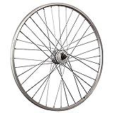 Taylor-Wheels 28 Zoll Vorderrad Ryde Zac19 Shimano DH-C3000 Nabendynamo Silber