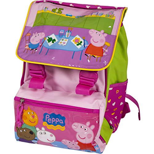 Children's Peppa Pig Extensible Backpack