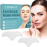 Forehead Wrinkle Patches, Facial Wrinkle Patches, Wrinkle Remover Strips, Anti-Wrinkle Pads, Smoothing Forehea