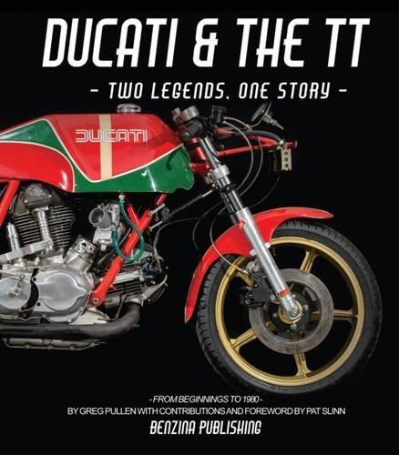 Ducati and the TT por Greg Pullen