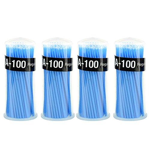 400pcs-dental-applicator-materials-micro-brush-regular-handle-bendable-blue-by-edde-dental