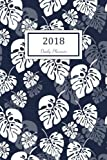 #4: Daily Planner 2018: 2018 Planner Weekly and Monthly: 365 Day 52 Week - Daily Weekly and Monthly Academic Calendar - Agenda Schedule Organizer Logbook ... Notebook: Volume 2 (weekly planner 2018)