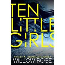 Ten Little Girls (Rebekka Franck Book 9)
