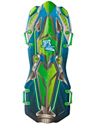 Body Glove M7 55 Inch (1.4M) 2 Person Snow Sled in Green (6+ Years)
