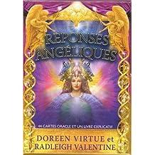 Réponses angéliques : 44 cartes oracle et un livre explicatif