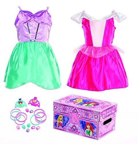 Disney Princess Bling Sleeping Beauty and Ariel Dress-Up Trunk by Disney (Trunk Princess Dress Disney Up)