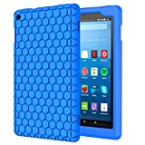 MoKo Case All Amazon Fire HD 8 Tablet (7th 8th Generation,