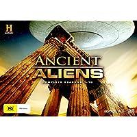 Ancient Aliens Complete Seasons 1 - 10
