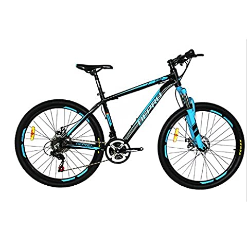 ZEARO Mountainbike Aluminiumlegierung 21 Gang-doppelscheibenbremsen 27 zoll Frequenzumrichter Fahrrad Männer Frauen Studenten Radfahren fahrrad Aluminiumlegierung (Puky Crusader)