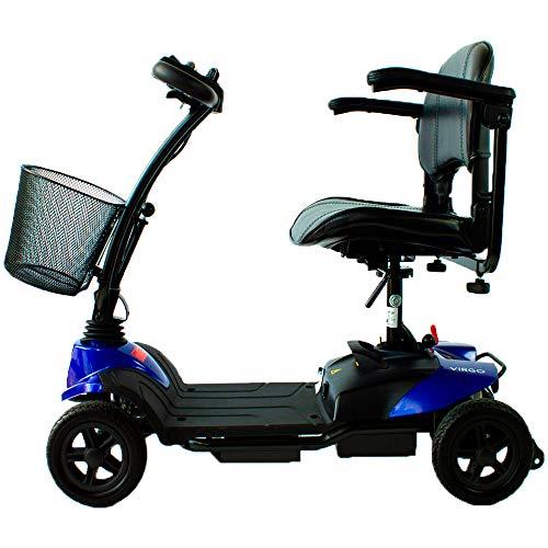 Silla de ruedas eléctrica tipo scooter
